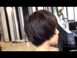Kenneth Siu's Haircut - Pinch Cut