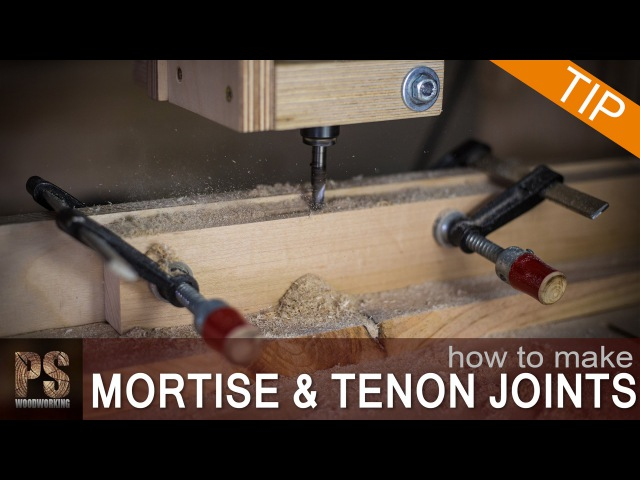 How to make Mortise and Tenon Joints