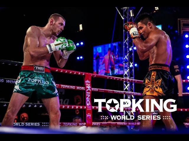 TK8 TOURNAMENT Kem Sitsongpeenong (Thailand) vs Dmitry Varets (Belarus)(Full Fight HD)
