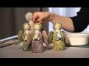 «Ручная работа». Пасхальный ангел из папье-маше 20.04.2016