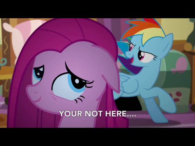 Ding Dong (Hide and Seek) MLP Style (Request)