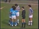 Ювентус - Наполи (чемпионат Италии 1985-1986, 24 тур). Комментатор - Денис Цаплинд