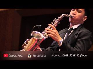 Desmond Amos live performance at Sasana Kriya TMII ( Untukku - Chrisye)