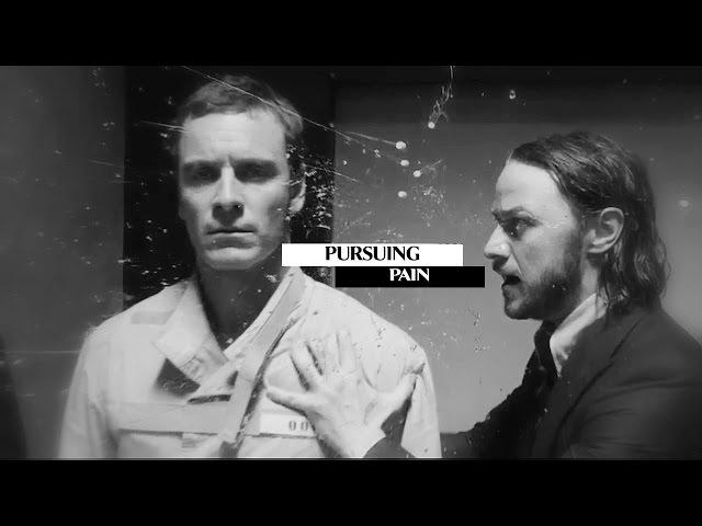 Charles Erik | pursuing pain
