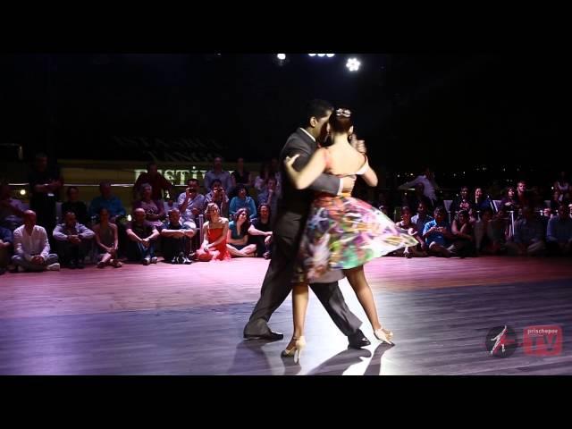 Ruben Veliz Sabrina Veliz, 4, 10th Istanbul Tango Festival 3-7 July 2013
