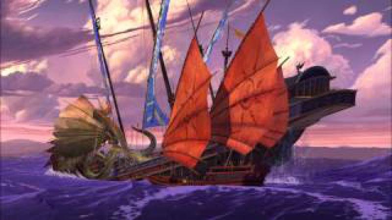Sinbad: Legend Of The Seven Seas - Trailer