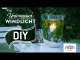 DIY Ausgefallene Deko mit Unterwasser-Windlicht Deko Kitchen