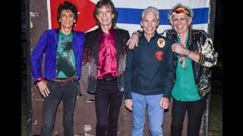 The Rolling Stones In Cuba! Jumpin' Jack Flash