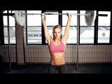 Тренировка для плеч  Бодибилдинг упражнения и фитнес тренировки