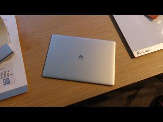 Обзор Huawei MateBook — мощный трансформер на Windows