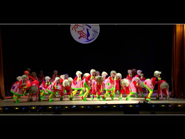 Театр-студія сучасного танцю Абра Молотша група Барабашки Будинок Культури