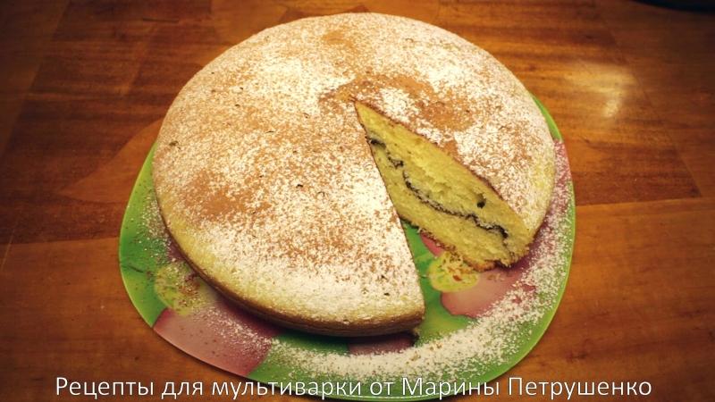 Кекс свердловский в мультиварке рецепты с фото