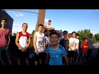 25 июня в эту субботу В городе Кызылорда ❤ Будет Паркур Фэст среди младших Трейсеров ждем всех Время 20 : 00 место проведение со