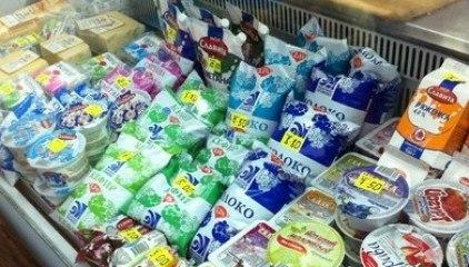 Жители Армянска жалуются на отсутствие качественных молочных продуктов