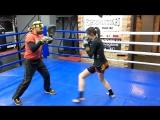 Девушки и Бокс! Как это мило) BoxingForAll.ru