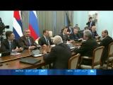 Дмитрий Медведев обсудил с членом руководства Кубы торгово‑экономическое сотрудничество