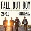 Fall Out Boy - Ледовый Дворец - 25 окт