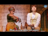 [Sapphire SubTeam] Kyuhyun - 발길을 뗄 수 없으면 (If I Couldnt Pull Myself Away) из мюзикла Werther (рус.саб)