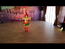 Дарья Ларионова, Пирамида 2016, фьюжн - Школа Восточного Танца Регины Горбуль
