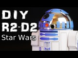 Make R2-D2 Star Wars Model form a Christmas Ornaments