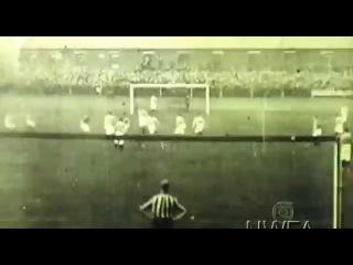 A mais antiga filmagem de uma partida de Futebol