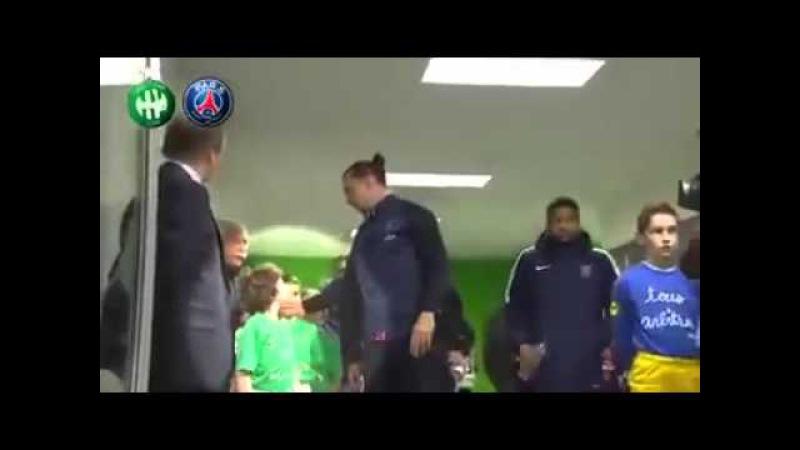Zlatan ibrahimovic Haksızlık Karşısında Dik Duruş