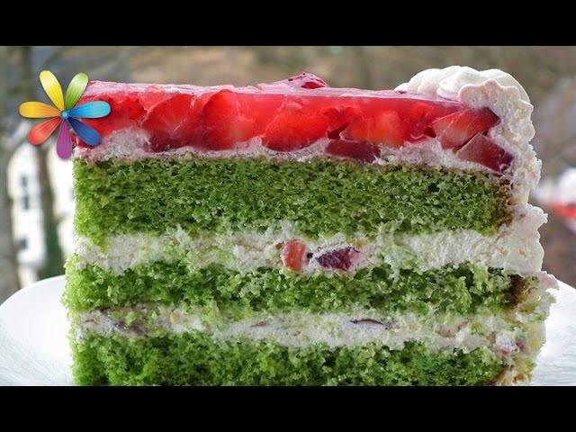 Полезный торт из шпината: сладкий десерт от Сергея Калинина – Все буде добре. Вы ...