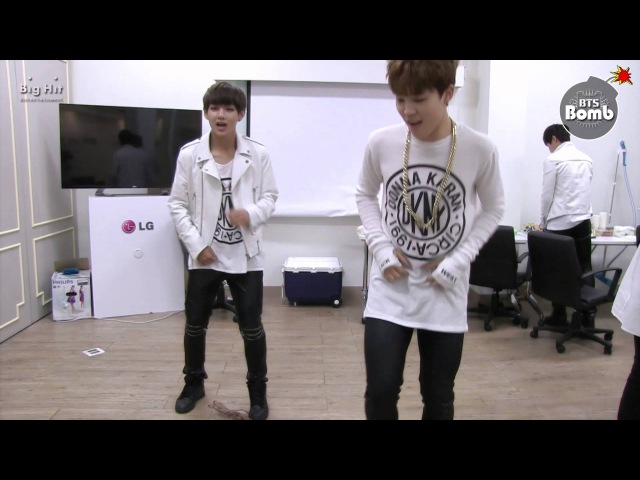[BANGTAN BOMB] its tricky is title! BTS, here we go! (by Run–D.M.C.)