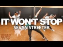 It Won't Stop (Remix) :: Joseph Tsosh ft. Baiba Kints (Dance Choreography) :: URBAN DANCE CAMP