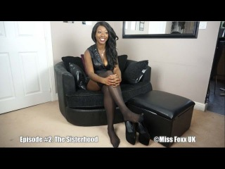 Thoughts of a FemDomme - #2 The Sisterhood; Financial Domination, Female Domination & Supremacy
