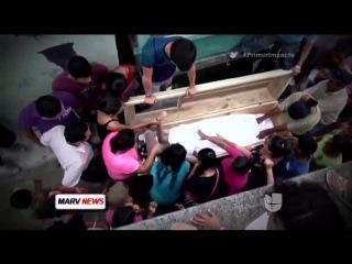 Погребенная беременная девушка очнулась в гробу через сутки после похорон / ВИДЕО