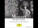 Eschenbach - Mozart, Piano Sonata K.332 in F Major - II Adagio