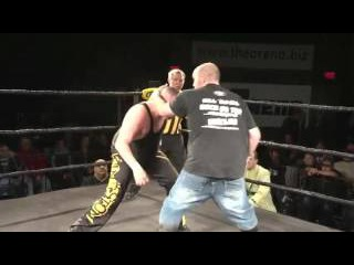 FREE MATCH: Eddie Kingston vs. Nick Gage from Combat Zone Wrestling 1/30/10