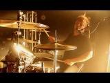 Underoath - It's Dangerous Business Walking Out Your Front Door Aaron Gillespie Drum Cam HD
