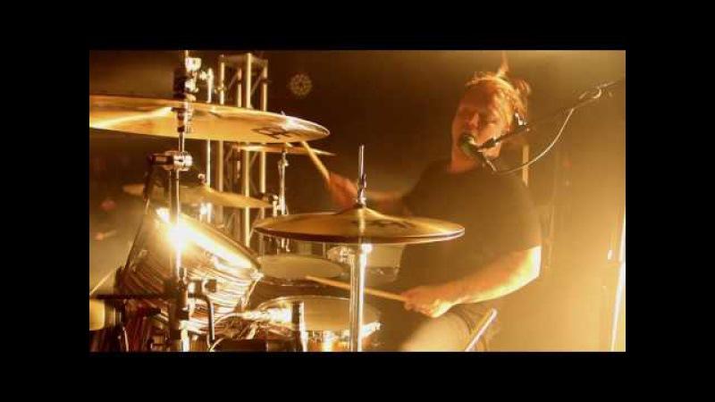 Underoath - It's Dangerous Business Walking Out Your Front Door [Aaron Gillespie] Drum Cam [HD]