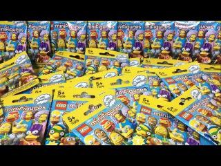 30 Lego minifigures,The Simpsons/30 Лего Минифигурок Симпсоны