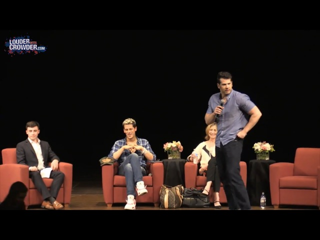 Social Justice Warriors Get Owned In Epic Rant By Comedian (Crowder)