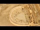 Что осталось от Пальмиры: эксклюзивные съемки с коптера