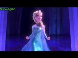 Принцессы Диснея поют на родном языке (Часть №1)