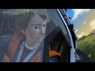 Назад в будущее game - 3 Эпизод 1 часть, Марти долбан