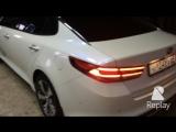 KIA Optima GT оклейка в Top Car