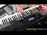 Самые клёвые моменты игры на синтезаторе POP - MUSIC
