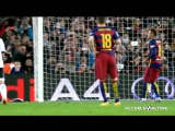 Барселона - Валенсия 7:0. Обзор матча. Кубок Испании 2015/16. 1/2 финала.