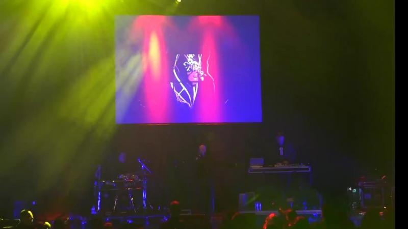 HARMJOY Whispers and Rumors live E-Tropolis Festival 2016 (Electrosynth,Futurepop)