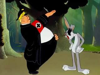 Bugs Bunny - Herr Meets Hare (Audio Latino)