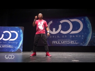 Fik-Shun || FRONTROW || World of Dance Las Vegas 2015 || #WODVEGAS15
