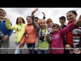 Видеоотчет по окружному фестивалю детского творчества