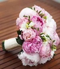 Оренбург свадебный букет