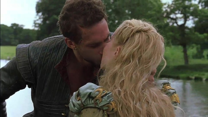 Влюбленный Шекспир Shakespeare in Love 1998 Blu ray трейлер