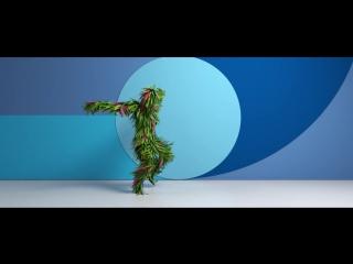 Премьера. Major Lazer feat. Nyla  Fuse ODG - Light it Up (Remix)(by Method Studios)